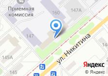 Компания «УниверАВТО» на карте