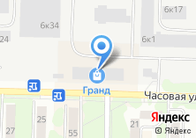 Компания «Шрифт» на карте