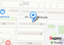 Компания «Электромаркет» на карте