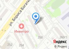 Компания «Детский гардеробчик» на карте