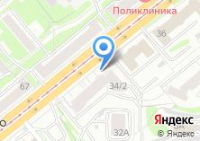 Компания «Строящийся жилой дом по ул. Дзержинского проспект» на карте