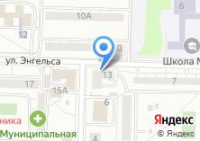 Компания «Пекарня» на карте