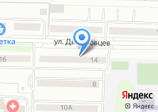 Компания «Перо Павлина» на карте