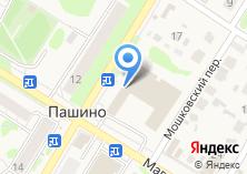 Компания «Сеть магазинов кондитерских изделий» на карте