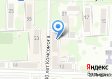 Компания «Хоббит» на карте
