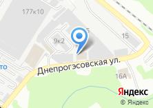 Компания «Химсервис-Сибирь» на карте