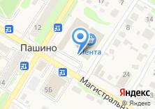 Компания «Интермарт» на карте