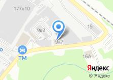 Компания «ЛАНЧ-КАФЕ» на карте