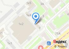 Компания «Vetsovet-nsk» на карте