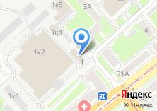 Компания «Атмосфера Уюта» на карте