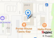 Компания «АТЛАНТА» на карте