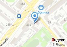 Компания «КонтинентЪ-Хлеб» на карте