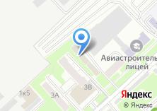 Компания «Автотехцентр» на карте