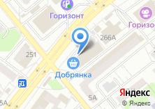 Компания «Добрянка» на карте