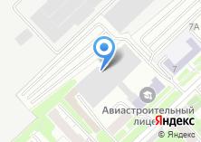 Компания «Спецтехнология» на карте