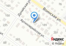 Компания «Русский разбор» на карте