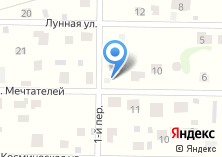 Компания «Строящийся коттеджный поселок по ул. Советское шоссе» на карте
