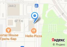 Компания «МИНУТА СЕРВИС» на карте