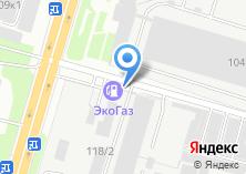 Компания «АС Дизель» на карте