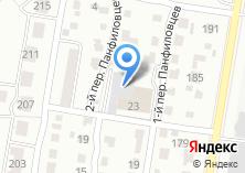 Компания «Пункт полиции №1 Молодежный Отдел полиции №6 Октябрьский» на карте
