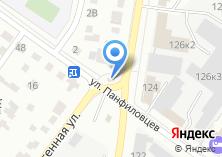 Компания «Боб-Обед» на карте