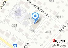 Компания «КМК» на карте