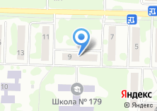 Компания «ЖЭУ-Приморский» на карте