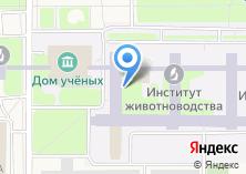 Компания «СибНИИЗиХ» на карте