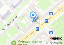 Компания «ТехноСпецРесурс» на карте