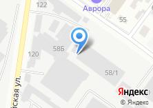 Компания «Двери Новосибирск» на карте