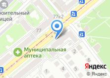 Компания «СибПожСтрой» на карте