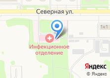 Компания «Новосибирская клиническая центральная районная больница» на карте