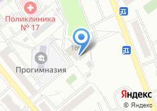 Компания «РЭУ 111» на карте