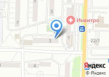 Компания «Олия» на карте