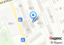 Компания «KIXX сеть официальных филиалов продаж» на карте