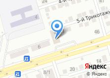 Компания «NewLook» на карте