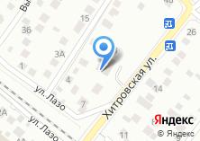 Компания «Автосервис на Сосновском переулке» на карте
