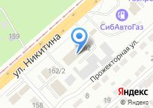 Компания «ГрандСтройИндустрия» на карте
