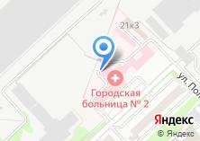Компания «Всероссийское общество гемофилии» на карте