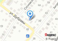 Компания «Автолюкс-Новосибирск» на карте