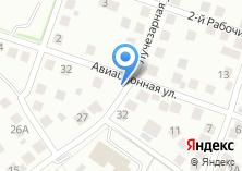 Компания «Центр авторазбора и продажи контрактных автозапчастей на Саде Дзержинского» на карте