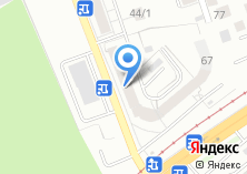 Компания «Продуктовый магазин на ул. Есенина» на карте