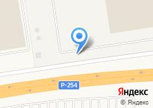 Компания «РосФибра» на карте