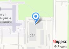 Компания «Сибирский уксус» на карте
