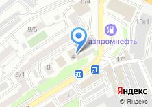 Компания «Эмкрас» на карте
