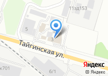 Компания «СибРтуть» на карте