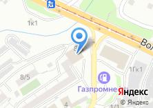 Компания «Сибирский Осётр» на карте