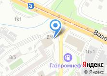 Компания «АВИАПОРТ» на карте