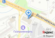 Компания «АИНА» на карте