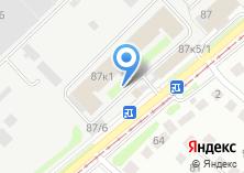 Компания «АДЭКС-Сервис» на карте